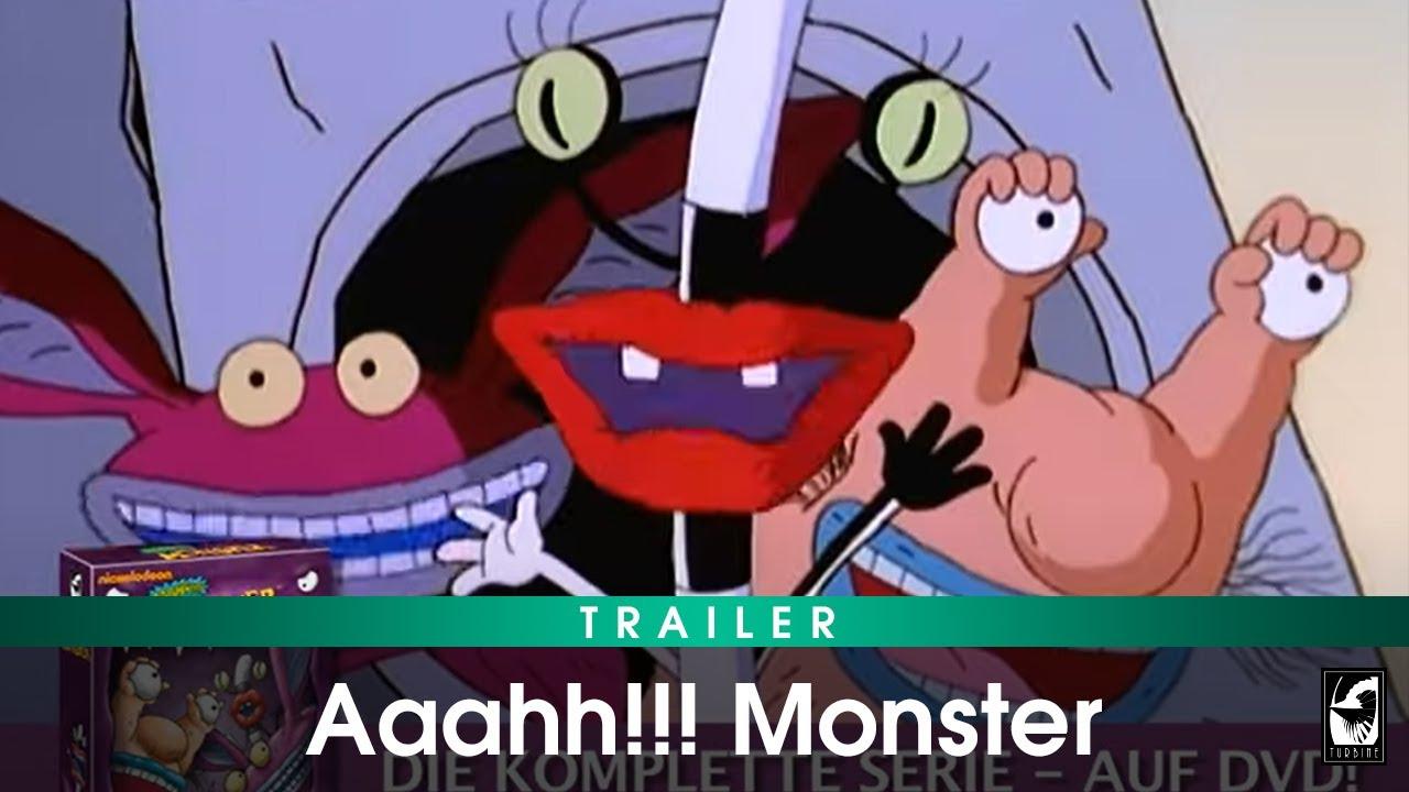 Aaahh Monster Die Komplette Serie Dvd Trailer