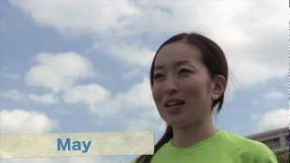 横浜を中心にダブルダッチの普及活動をしているNPO法人ZEROさんによるダ...