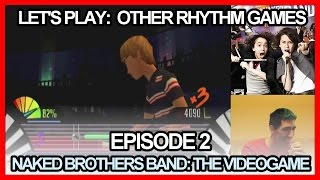 Let's Play: Other Rhythm Games Episode 2 - Naked Brothers Band: The Videogame