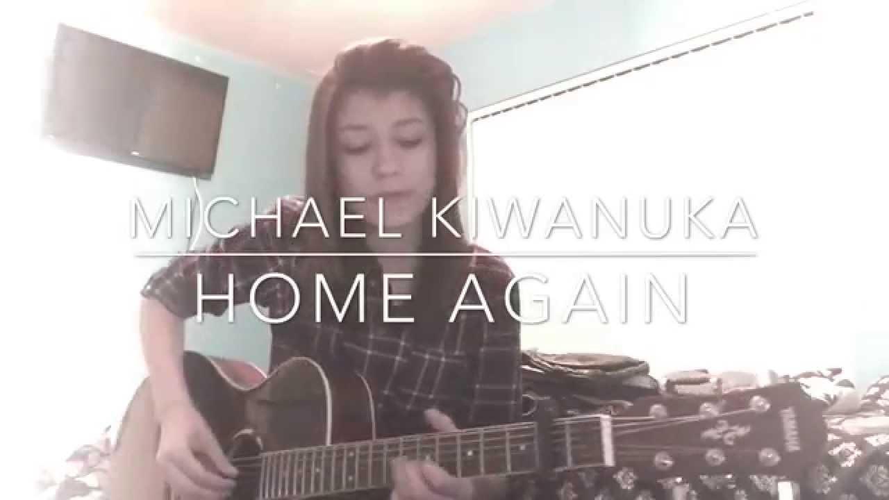 Home Again Michael Kiwanuka Ja Acoustic Cover Youtube