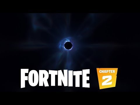 What's in the HOLE? Countdown to Fortnite 2