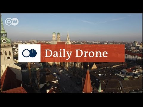 #DailyDrone: Munich | Culture