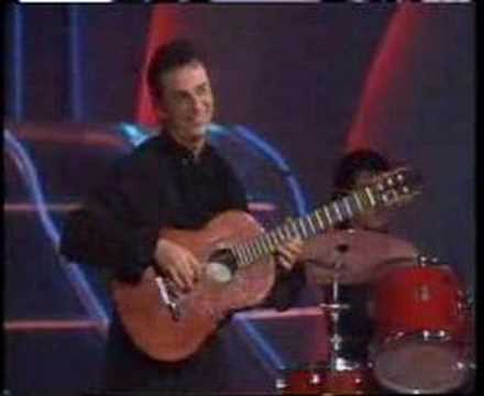 Eurovision 1990 Spain-Azucar Moreno-Bandido