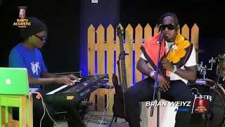 Bantu Acoustic Live Session EP 5 Feat. Brian Weiyz