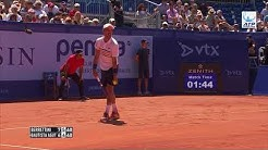 Highlights: Berrettini Clinches Maiden Title In Gstaad
