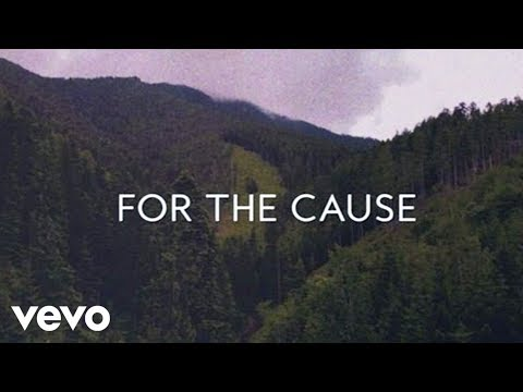 Keith & Kristyn Getty - For The Cause (Lyric Video)