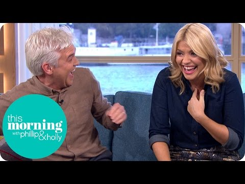 Holly Makes A Funny Noise And Leaves Phillip In Tears Of Laughter | This Morning