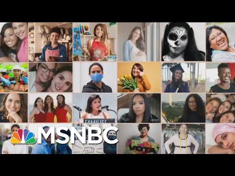 Eva Longoria Baston And America Ferrera Launch 'She Se Puede'   Morning Joe   MSNBC