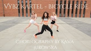 Vybz Kartel - Bicycle Ride|| Choreography by Kasia Jukowska + new dancehall step #reverseit