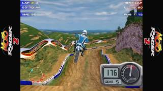 Moto Racer 2 PC - MotoX Championship 02 Hot Shot - FULL HD