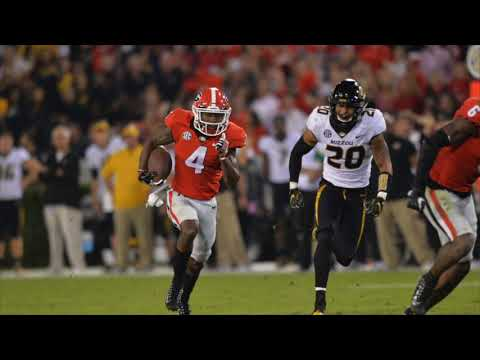 Legge's Thoughts   UGA Pounds Missou 53 28