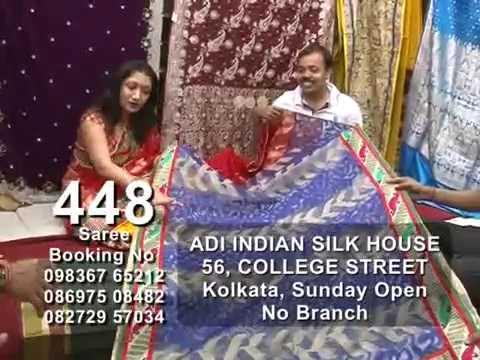 075fd33b81dc7 Adi Indian Silk House - YouTube
