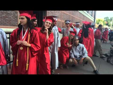 Niskayuna High School graduation 2015