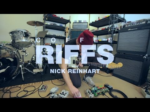 Coffee and Riffs, Part Forty Nine (Nick Reinhart)