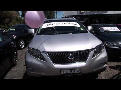 Lexus of Adelaide 2 - Broadband.m4v