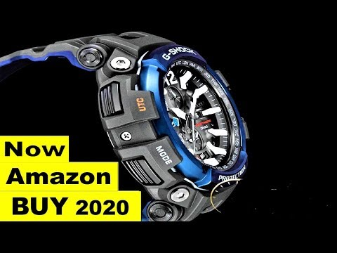 Best Casio G Shock Watches 2020 | Top 5 to Buy in 2020
