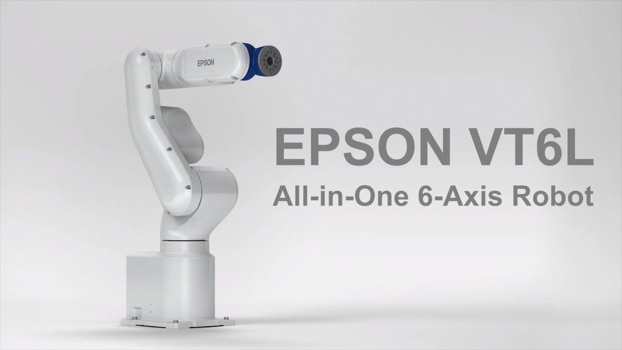 VT6L, IntelliFlex, LS robots reflect Epson Robots' focus on