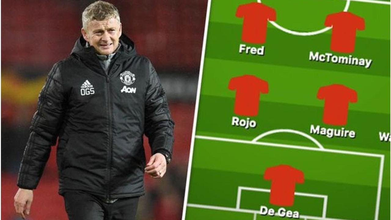 Predicted line-ups for Manchester United vs Brighton clash as Ole ...