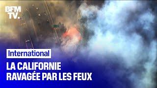 """180.000 personnes évacuées, l'incendie""""Kincade Fire"""" continue de ravager le nord de la Californie"""