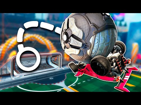 Becoming a Freestyler in Rocket League