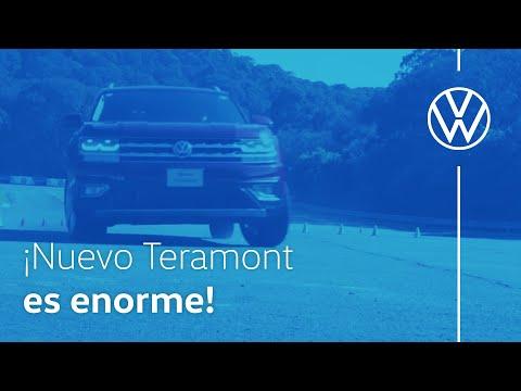 Nación Volkswagen | Pusimos a prueba a Teramont.