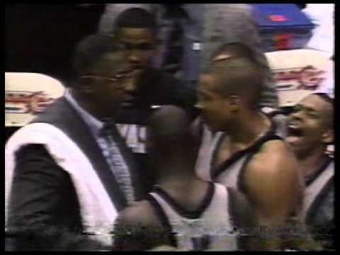 Georgetown Hoyas vs Weber State 1995