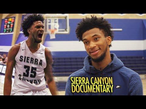 Marvin Bagley III High School DOCUMENTARY - Cody Riley Remy Martin & MB3 = Sierra Canyon POWERHOUSE