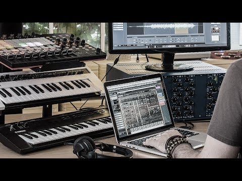 Reasons to Upgrade to Cubase Pro 9 | Promo Video