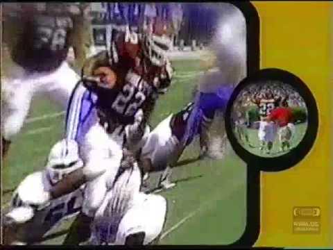 Ole Miss Vs Mississippi State | ESPN2 | Promo | 1997 | College Football