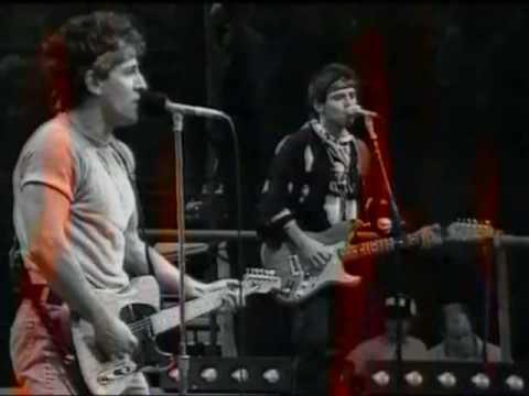 Bruce Springsteen - Atlantic City 1985