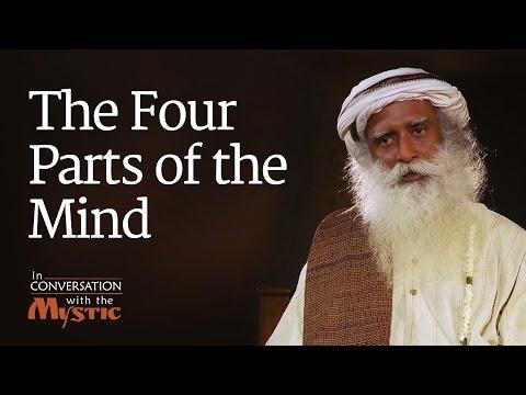 The Four Parts of the Mind - Vinita Bali with Sadhguru
