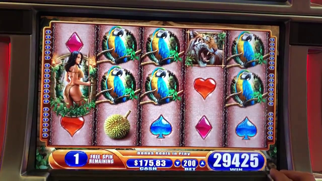 25 SPINS WMS Queen of the Wild $2 bonus
