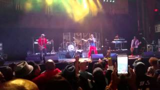 "Mint Condition performing ""Pretty Brown Eyes"" live"
