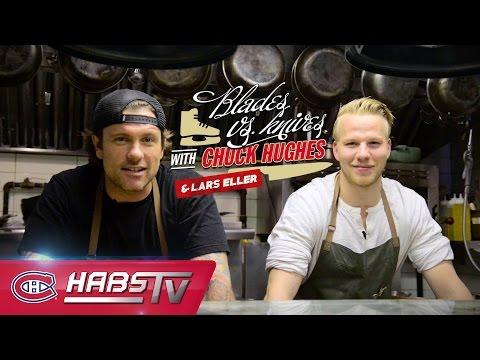 Chuck Hughes & Lars Eller: In the kitchen