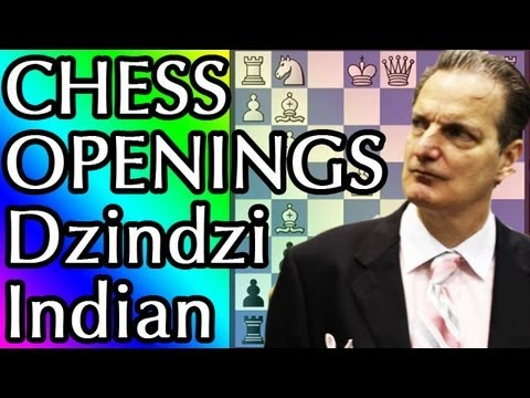 The Dzindzi Indian Chess Opening with GM Ron Henley - Introduction