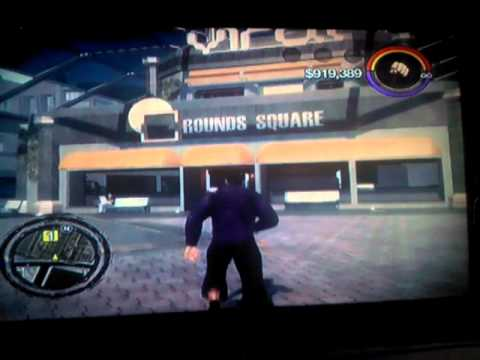 How to make a SWAT officer in Saints Row 2 No DLC