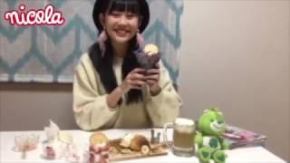 ニコラTV新企画!今月はナギサ&こまいちゃん&みずりんがUP予定♪ナギサ...