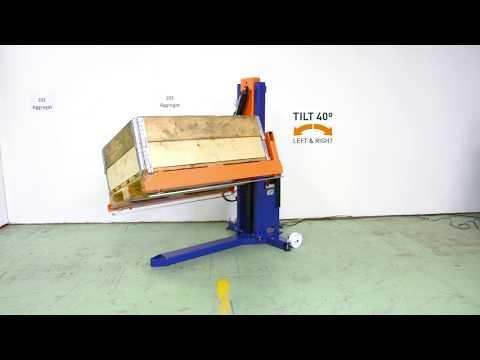 EdmoLift's Pallet Lifter: TSLN 750