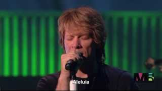 Bon Jovi - Hallelujah (Live HD) Legendado em PT-BR