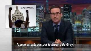 Video John Oliver - Baltimore (Subtitulado) download MP3, 3GP, MP4, WEBM, AVI, FLV Agustus 2018