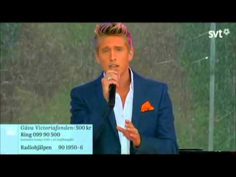 Danny Saucedo - Amazing (Wedding Version) LIVE