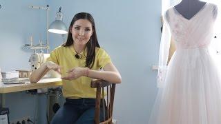 дизайнер свадебных платьев Ирина Седых