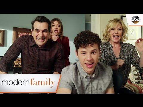Luke's College Applications - Modern Family 8x17