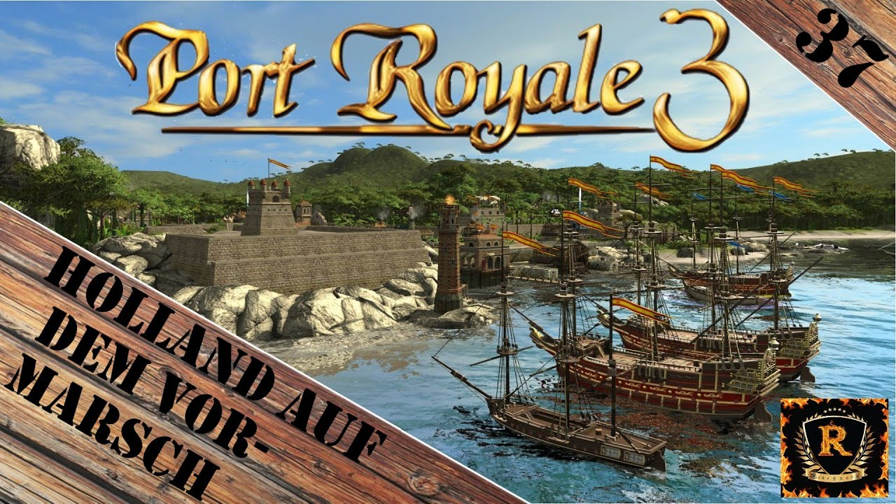 Port Royal Spiel