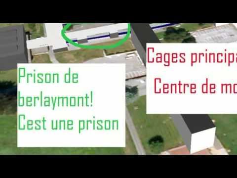 Le Lycee de BERLAYMONT, c'est une prison!