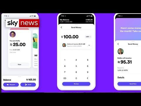 Sky News: Facebook branches into banking