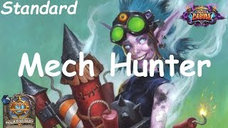 Hearthstone: Mech Hunter #3: Boomsday (Projeto Cabum) - Standard Constructed