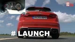 Audi RS 3 Sportback - Audis stärkster A3 (2015)
