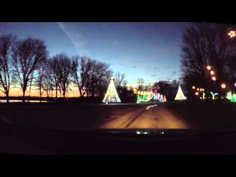 Christmas in Syracuse: Lights on the Lake