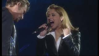 """Johnny et Lara Fabian """"Requiem pour un fou"""""""